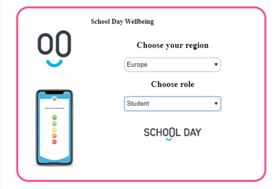 School Day in MS Teams for Students