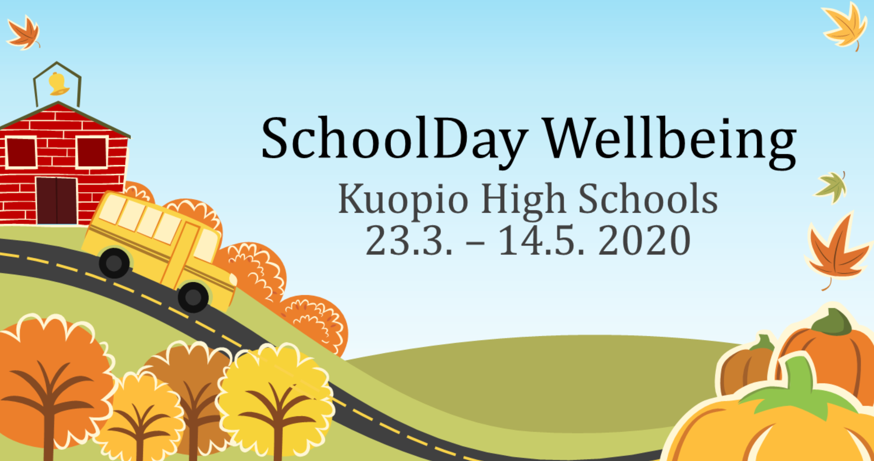 School Day Wellbeing being Used in Kuopio