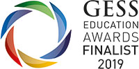 Gess Awards 2019 Finalist Logo