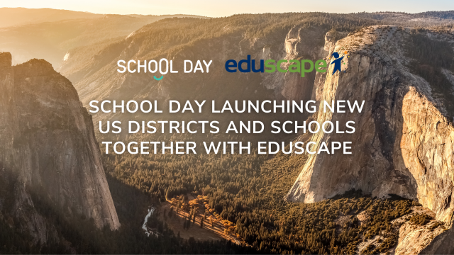 School Day Launching New US Districts and Schools Together with Eduscape